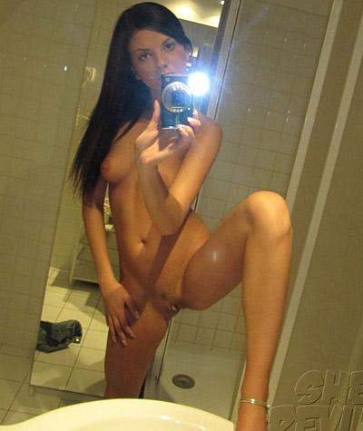 More hot self pics of Natalie