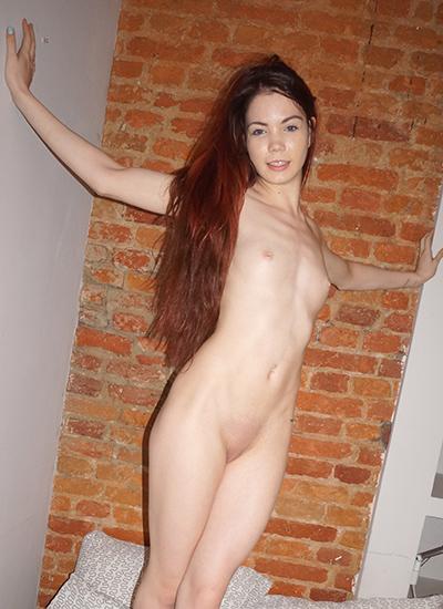 Red headed naked girls